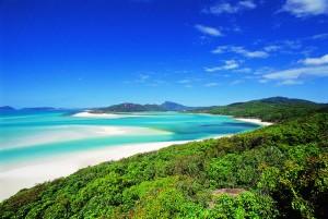 Whitsundays, Australie