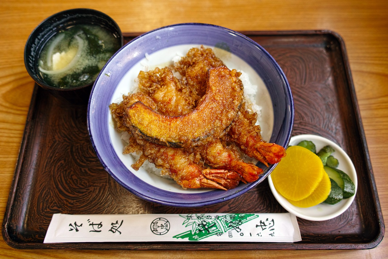 Restaurant Japan Food Tempura Food Japanese Food