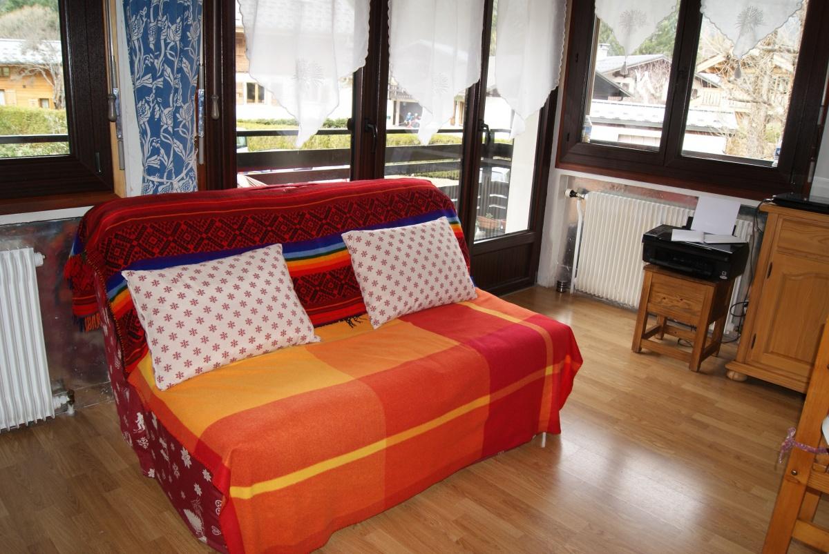 appartement meublé chamonix