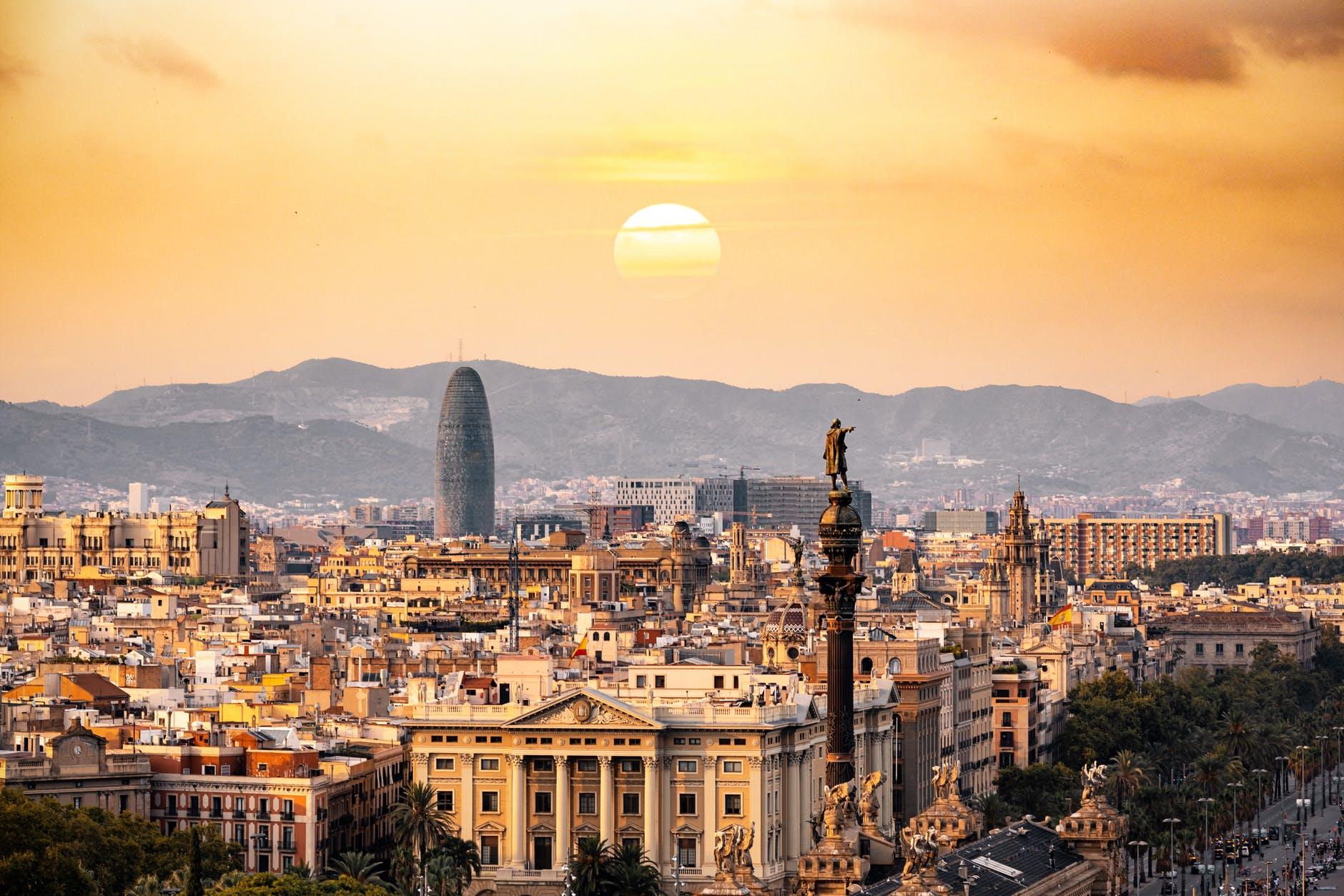 voyage à Barcelone